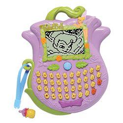 Tinkerbell Handheld Learner