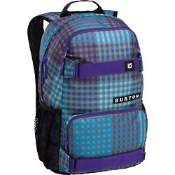 Treble Yell Plaid Backpack