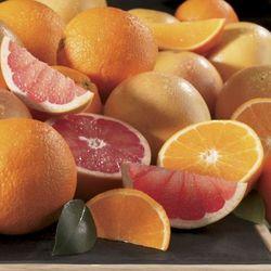 Valencias & Ruby Red Grapefruit 14 - 21 Pound Gift Box
