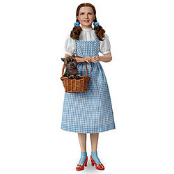 Wizard of Oz Dorothy Talking and Singing Collector Doll