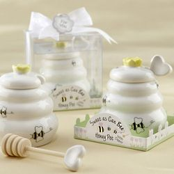 Sweet as Can Bee Mini Honey Pot Favors