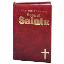 Children's Burgundy Book of Saints