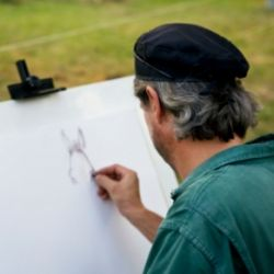 Central Park Drawing Class for Two