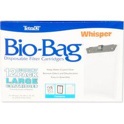 Whisper Bio-Bag Aquarium Filter Cartridges