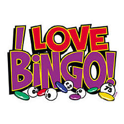 we love bingo