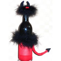 Devil Bottle Cover