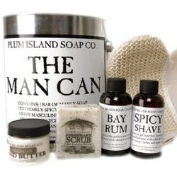 The Man Can Gift Set