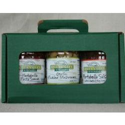 Mushroom Lover's Condiment Box