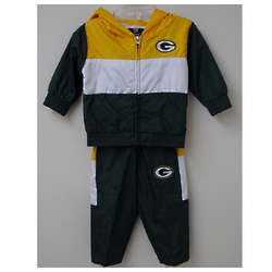 Green Bay Packers Infant Jacket and Pants Set