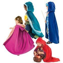 Classic Cloak Kid's Costume