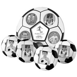 Collage Soccer Photo Frames