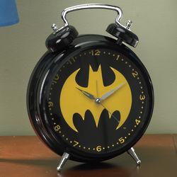 Personal Bat Signal Giant Alarm Clock