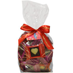 Valentine's Day Impressions Chocolate Squares Gift Bag