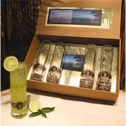 Mojito Glasses Gift Set