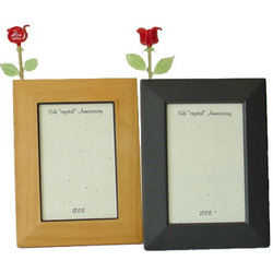 15th Anniversary Picture Frame