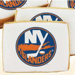 NHL New York Islanders Cookies