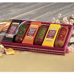 6 Sausage 'n Cheese Bars Gift Box