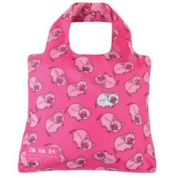 Kid's Piggy in the Middle Reusable Shopping Bag