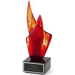 Personalized Amber Blaze Award