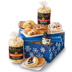 Holiday Happiness Breakfast Gift Box