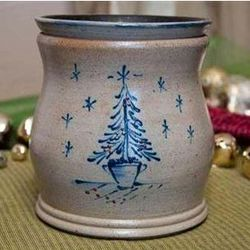 Potted Pine Holiday Dip Cooler