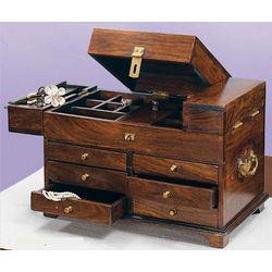 Abundant Wood Jewelry Box