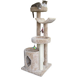 Four Tiered Cat Tree