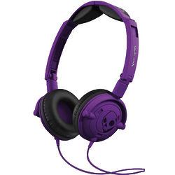 Lowrider Purple Headphones