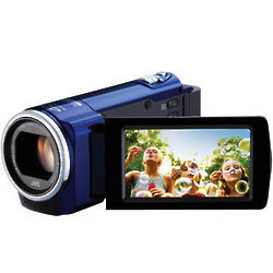 Full HD Everio Camcorder in Blue
