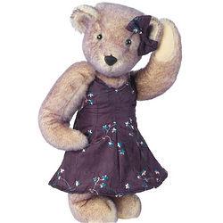 Caledonia Mohair Teddy Bear