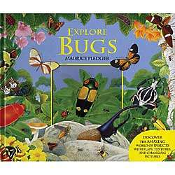 Explore Bugs Children's Book