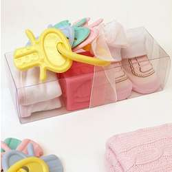 Pink On-the-Go Baby Gift Set