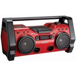 Heavy Duty CD Radio Boombox