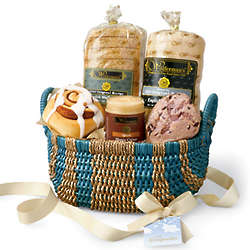 Sympathy Gourmet Breakfast Gift Basket