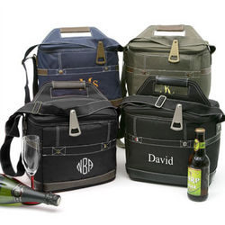 Personalized Monogrammed Loden Cooler Bag