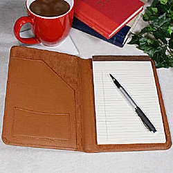 Medical Personalized Leather Portfolio