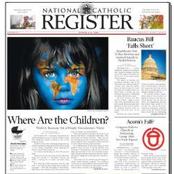 National Catholic Register Magazine Subscription