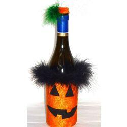 Pumpkin Bottle Cover