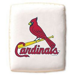 MLB St. Louis Cardinals Cookies