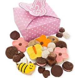 Sweet Treats in a Butterfly Gift Box