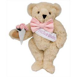 """15"""" Feliz Dia de las Madres! Bear"""