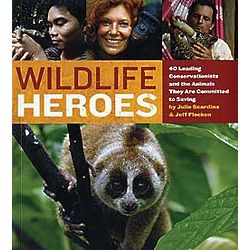 Wildlife Heroes Children's Book