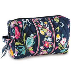 Vera Bradley Medium Cosmetic Bag