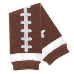 Baby's Touchdown Leg Warmers
