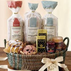 Sympathy Deluxe Gourmet Breakfast Gift Basket