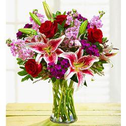 Elegant Beauty Double Bouquet