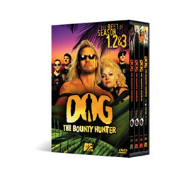 Dog the Bounty Hunter - The Best of Season 1, 2 & 3 DVD Set