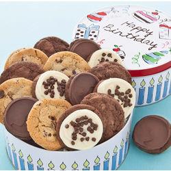 Birthday Cookies Fun Tin