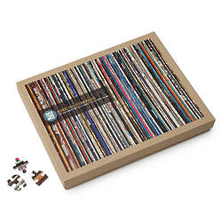 A Vinyl Collection Jigsaw Puzzle