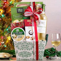 Vintners Path Sauvignon Blanc Gift Basket